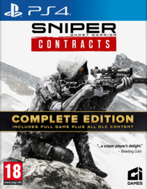 Ps4 Sniper Ghost Warrior Contracts Complete Edition [Pre-Order]