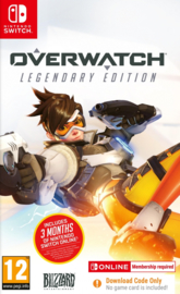 Switch Overwatch Legendary Edition (Code in box) [Nieuw]