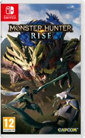 Switch Monster Hunter Rise [Pre-Order]