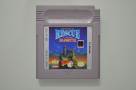 Gameboy David Crane's the Rescue of Princess Blobette - Starring a Boy and his Blob