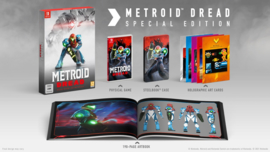 Switch Metroid Dread Special Edition [Pre-Order]