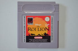 Gameboy Disney's The Lion King / Le Roi Lion