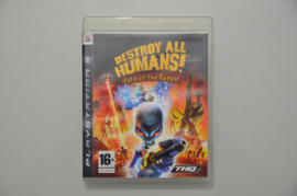 Ps3 Destroy All Humans Path of The Furon