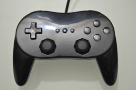 Wii Classic Controller Pro Black