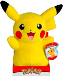 Pokemon Pluche Pikachu - Wicked Cool Toys [Nieuw]