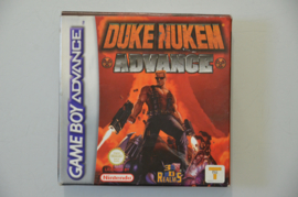 GBA Duke Nukem Advance [Compleet]