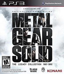 Ps3 Metal Gear Solid The Legacy Collection + Artbook [Nieuw]