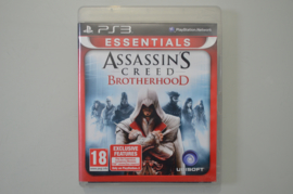 Ps3 Assassins Creed Brotherhood (Essential)