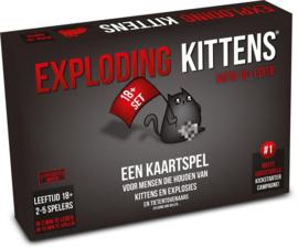 Exploding Kittens NSFW Editie (Nederlands) [Nieuw]