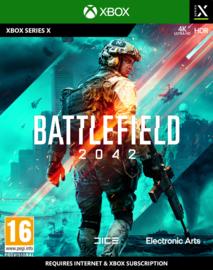 Xbox Battlefield 2042 (Xbox Series X) [Pre-Order]