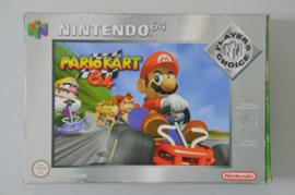 N64 Mario Kart 64 Player's Choice [Compleet]