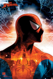 Marvel Spider-Man Poster Protector of the City (61x91cm) - Pyramid International [Nieuw]