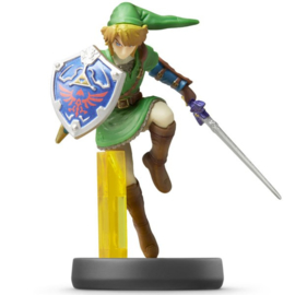 Amiibo Link The Legend of Zelda - Super Smash Bros [Losse Amiibo]