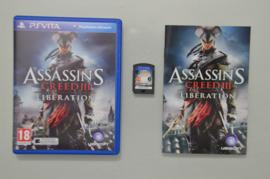 Vita Assassins Creed III Liberation