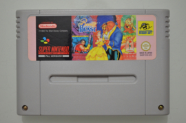 SNES Disney's Beauty and the Beast