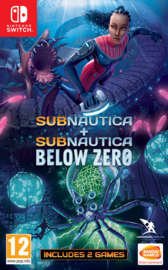 Switch Subnautica + Subnautica Below Zero [Pre-Order]