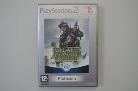 Ps2 Medal of Honor Frontline (Platinum)