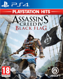 Ps4 Assassins Creed IV Black Flag (PlayStation Hits) [Nieuw]
