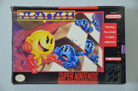 SNES Pac-Attack [Amerikaanse Import] [Compleet]