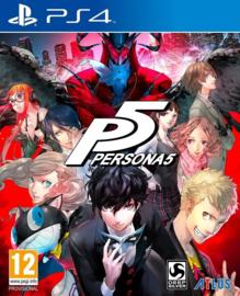 Ps4 Persona 5 [Nieuw]