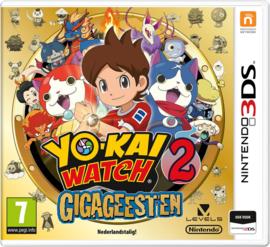 3DS Yo-Kai Watch 2 Giga Geesten [Nieuw]