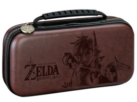 Nintendo Switch Lite Official Travel Case The Legend of Zelda Breath of The Wild - Big Ben [Nieuw]