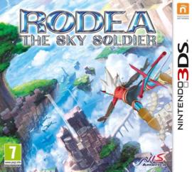 3DS Rodea The Sky Soldier [Nieuw](*)