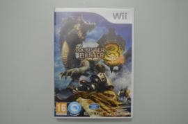 Wii Monster Hunter 3 Tri