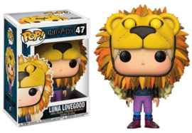 Harry Potter Funko Pop - Luna with Lion's Head #047 [Nieuw]