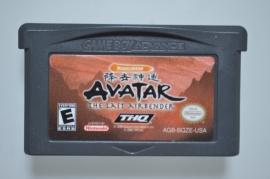 GBA Avatar The Last Airbender