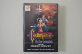 Mega Drive Castlevania The New Generation [Compleet]