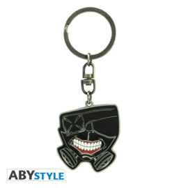 Tokyo Ghoul Sleutelhanger Mask - ABYStyle [Nieuw]