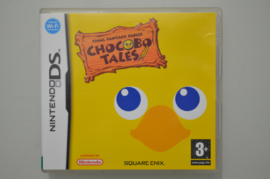 DS Final Fantasy Fables Chocobo Tales