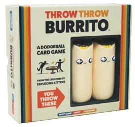 Throw Throw Burrito ENG - Exploding Kittens [Nieuw]