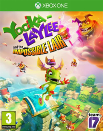 Xbox One Yooka Laylee and The Impossible Lair [Nieuw]