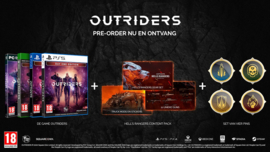 Ps4 Outriders Day One Edition [Nieuw]