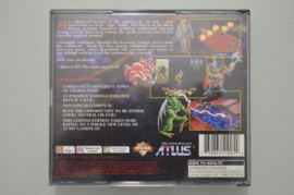 Ps1 Ogre Battle The March of the Black Queen Limited Edition [Amerikaanse Import]