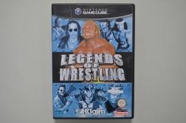 Gamecube Legends Of Wrestling