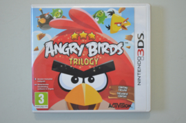 3DS Angry Birds Trilogy