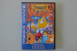 Mega Drive Dynamite Headdy [Compleet]