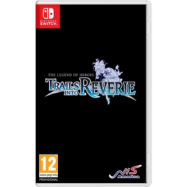 Switch The Legend of Heroes Trails Into Reverie [Pre-Order]