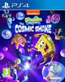 Ps4 Spongebob Squarepants The Cosmic Shake [Pre-Order]