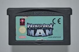 GBA Prehistorik Man
