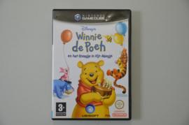 Gamecube Disney's Winnie De Pooh en het Knaagje in zijn Maagje