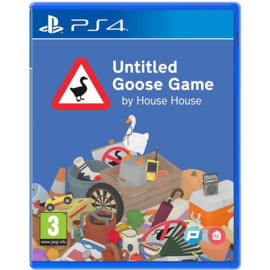Ps4 Untitled Goose Game [Pre-Order]