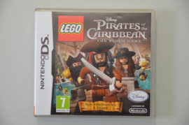 DS Lego Disney Pirates of the Caribbean The Video Game