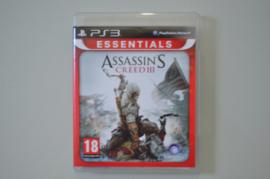 Ps3 Assassins Creed III (Essentials)