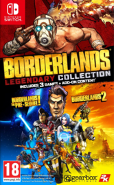 Switch Borderlands Legendary Collection [Pre-Order]