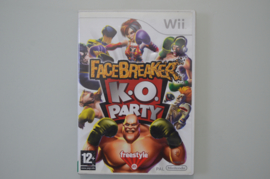 Wii Facebreaker K.O. Party