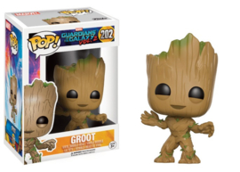 Guardians of the Galaxy 2 Funko Pop - Young Groot #202  [Nieuw]